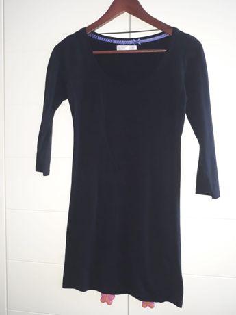 Czarna sukienka Chillin, r. XS