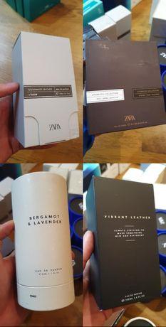 Парфум Духи Туалетна Вода Zara Зара silver gold Leather Tobacco Rich