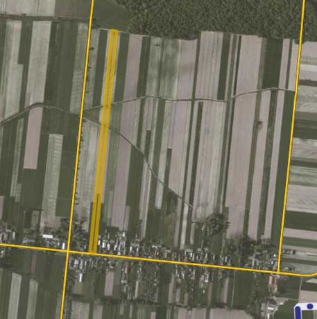 Sprzedam ziemię rolną 1,87ha, powiat garwoliński, blisko drogi S17
