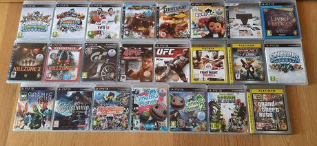 Jogos PS3 e PS VITA