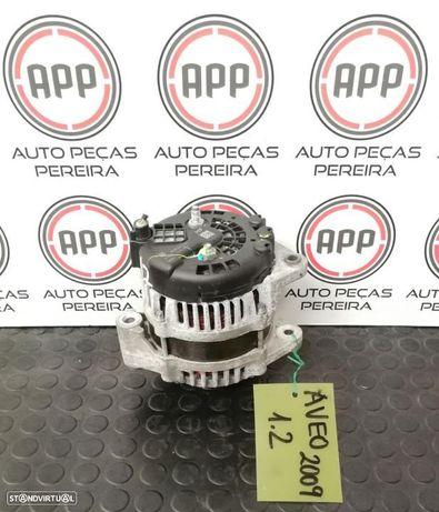 Alternador Chevrolet Aveo de 09 1.2 16V