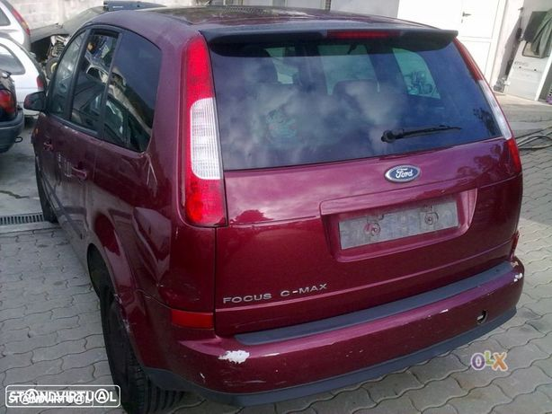 Traseira / Frente /Interior Ford Focus C-Max
