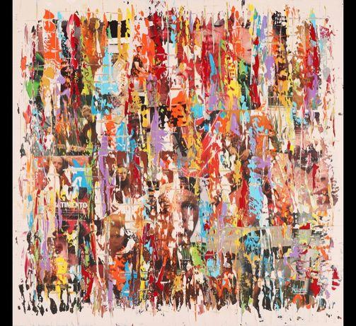 Artur Ventura (1963), Original sobre tela