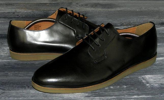 Zign ! оригинальные, стильные, кожаные невероятно крутые туфли