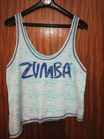 Top Zumba (portes envio incluidos)