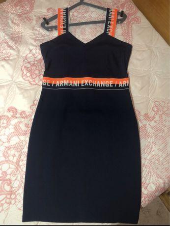 Vestido Armani exchance