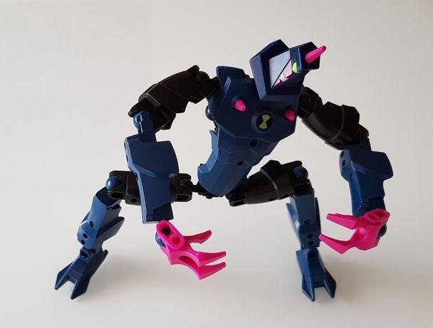Klocki Lego Ben 10 transformer robot Chromastone 8411