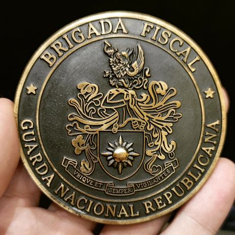 Знак Guarda Fiscal