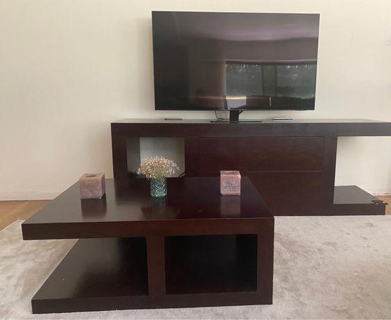 Movel sala + mesa centro