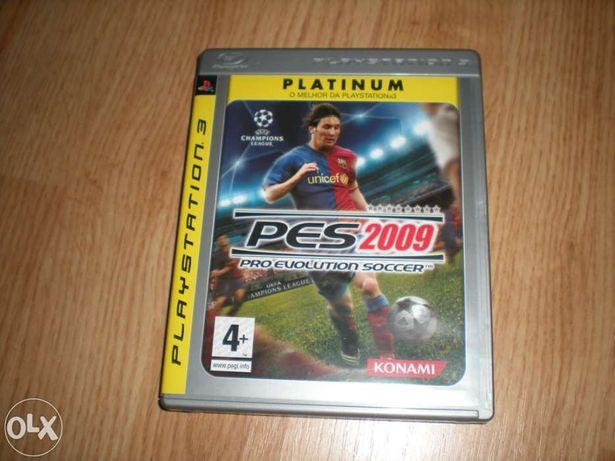 Jogo para ps3: PES 2009