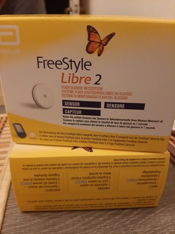 сенсоры freestyle libre 2