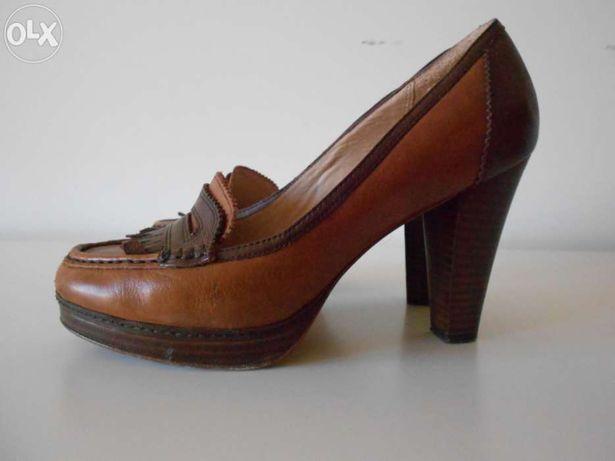 Sapatos 37 Massimo Dutti