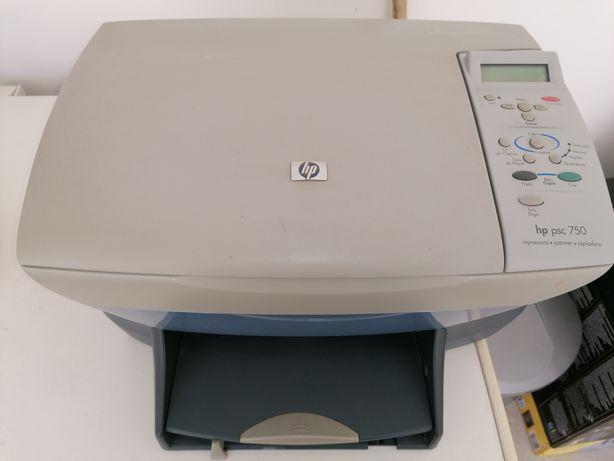 Impressora HP psc 750