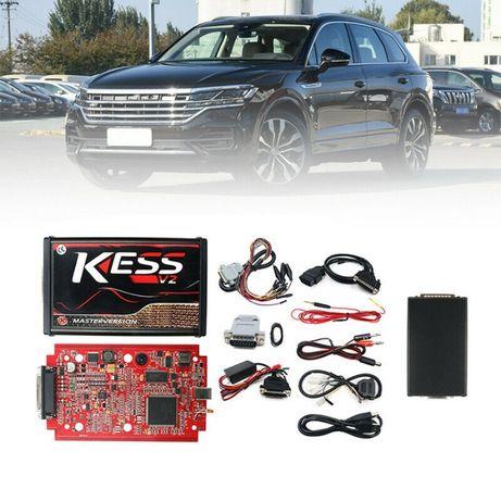 Программатор KESS V2 Master 2.47 прошивка 5.023