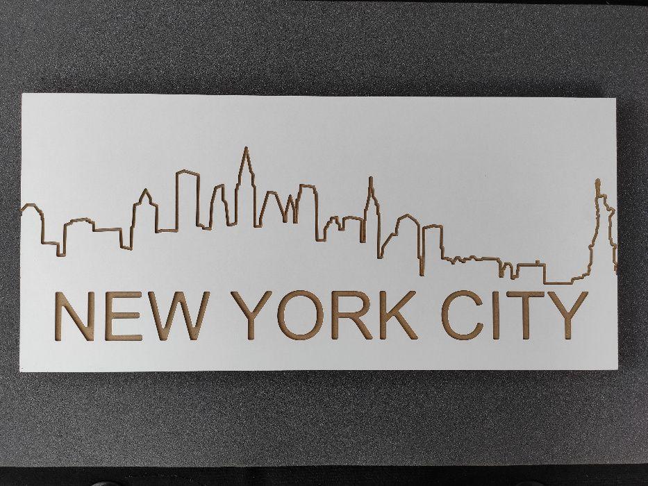 Fronty meblowe frezowane 3D New York loft Mazańcowice - image 1
