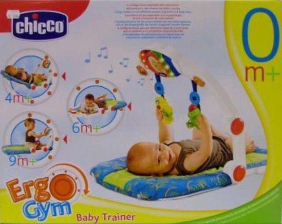 Ginásio Chicco Erg e gym