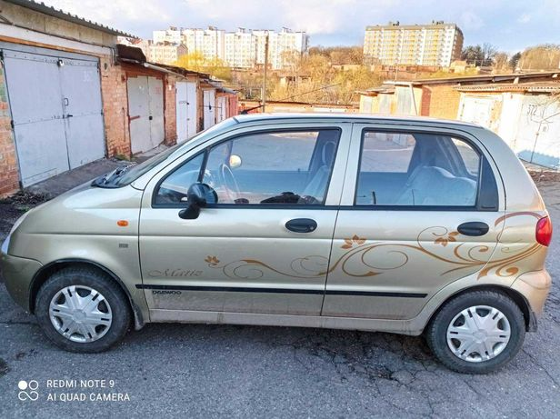 Продаю Daewoo Matiz 2007 року