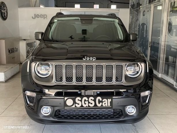 Jeep Renegade 1.3 TG 4Xe Limited