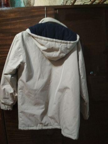 Куртка парка зима осень