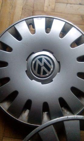 Kołpaki 4szt 15' Volkswagen Oryginalne
