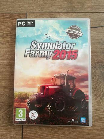 Gra PC Symulator Farmy 2015