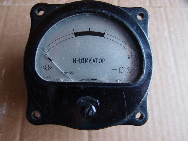 Измерительный прибор М494-20