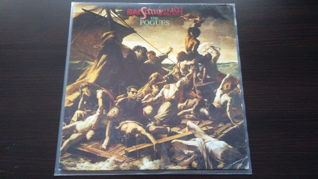 The Pogues- Rum Sodomy&The Lash