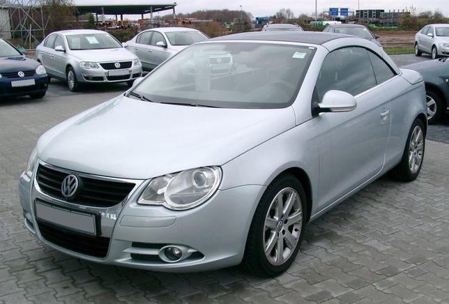 Volkswagen Eos Passat CC по запчастям
