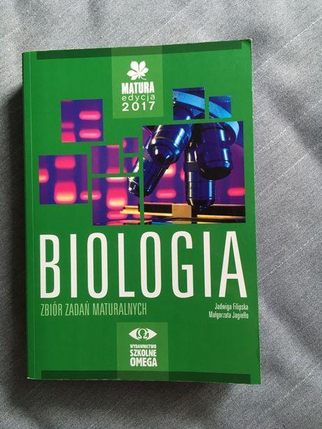 Biologia zbiór zadań maturalnych Omega
