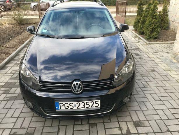 VW Golf VI Kombi .