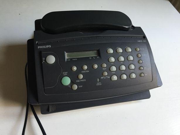 Faks / Telefon / Kopiarka Philips HFC 141 stan idealny