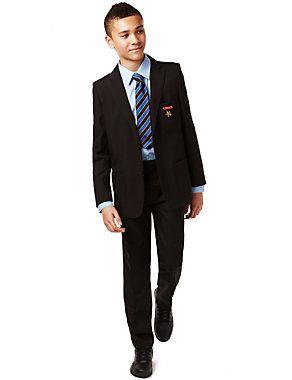 Школьные брюки Marks&Spencer. Размер 10-11 years 146 см.