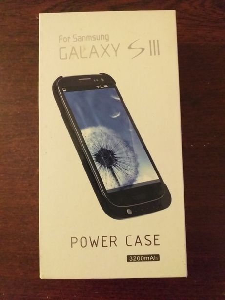 Power case Samsung S3