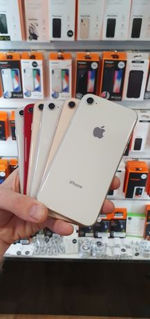 Apple iPhone 8 64 gb red space gold silver neverlock Б/У