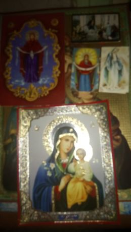 Образи, святе письмо розп'яття подарую