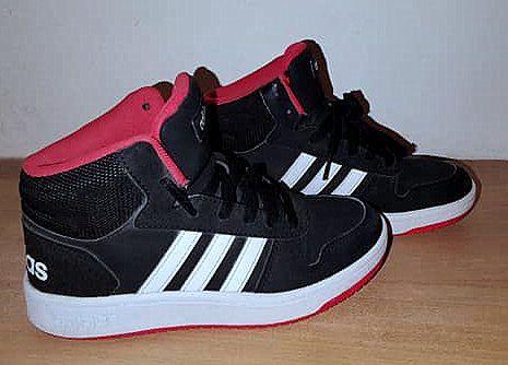 ADIDAS Adidasy za kostkę chłopiec Oryginalne Modne Stan IDEALNY 36