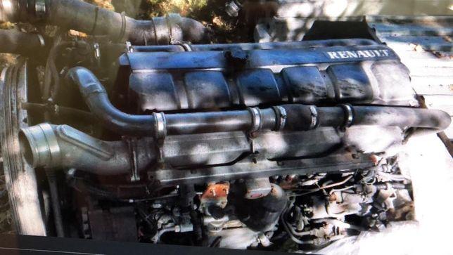 Мотор РЕНО Преміум 420DCI