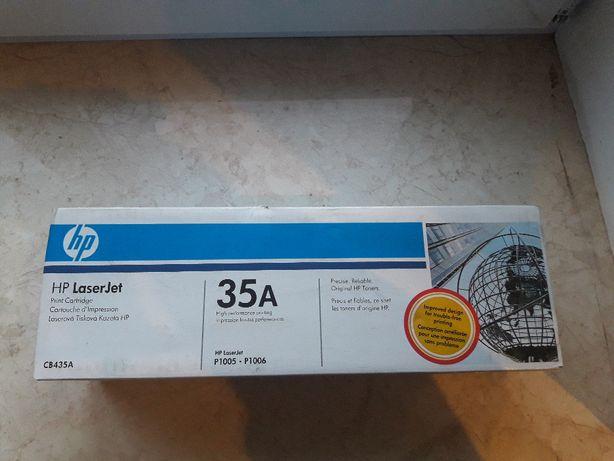 Картридж для лазерного принтера HP 35A CB435A Оригинал!