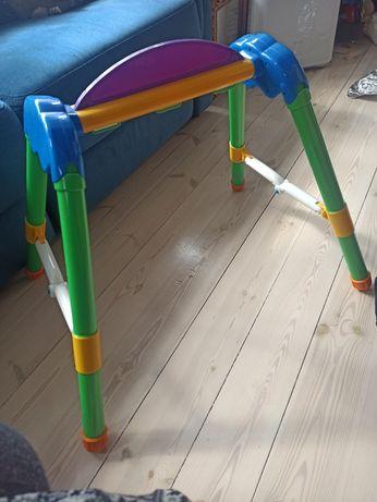 Regulowany Pałąk na zabawki, stojak dla niemowląt gratis Zabawki