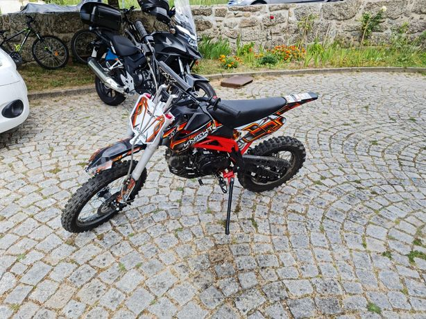 Pit Bike 125cc Como nova