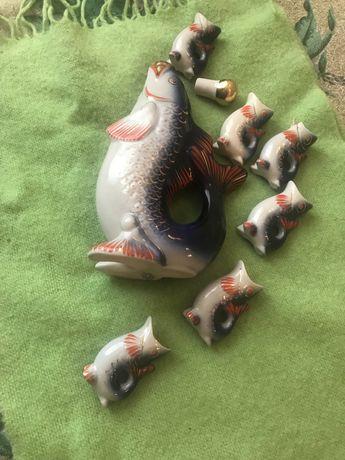 Продам набор рыбок (для ликера) в идеальном состоянии