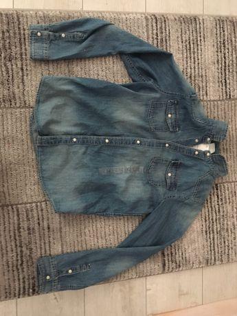 Koszula jeansowa 152cm NOWA H&M!