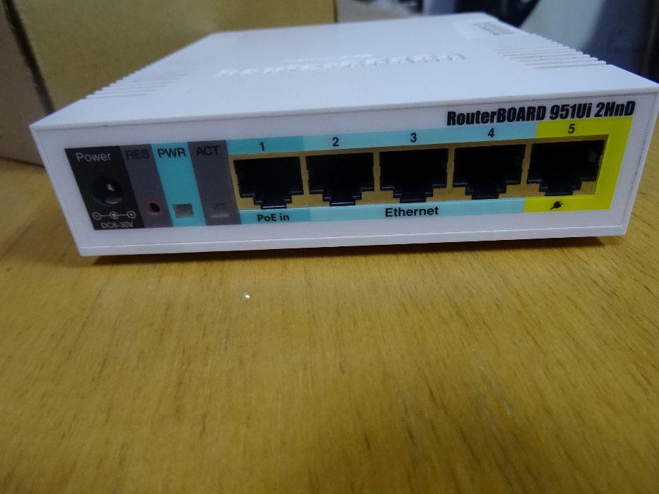 Wi-Fi Роутер, маршрутизатор от MikroTik Днепр - изображение 1