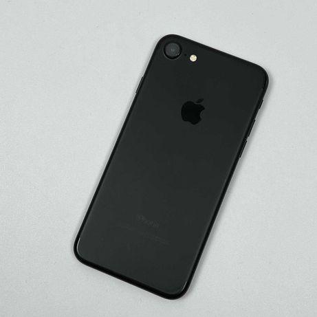 Iphone 7, 32 Гб, Neverlock, cостояние 10/10, черный, оригинал