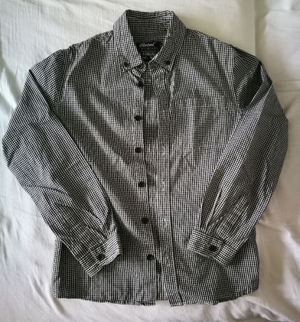 Koszula roz. 146 z długim rękawem