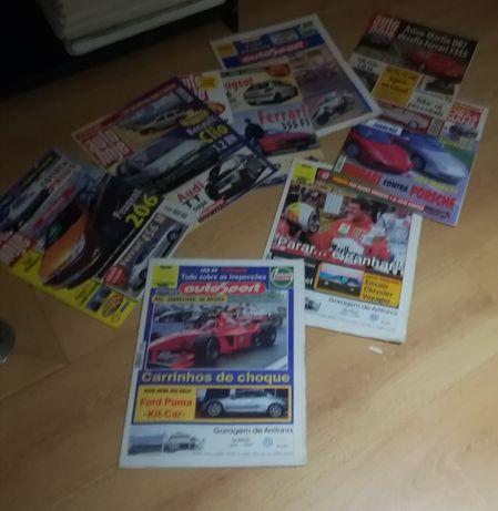 Revista Auto Sport e Auto Hoje