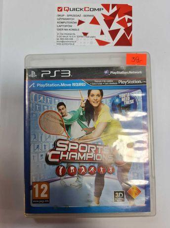 Gra Sports Champions 2 na konsolę PS3 Quick-comp Przemyśl