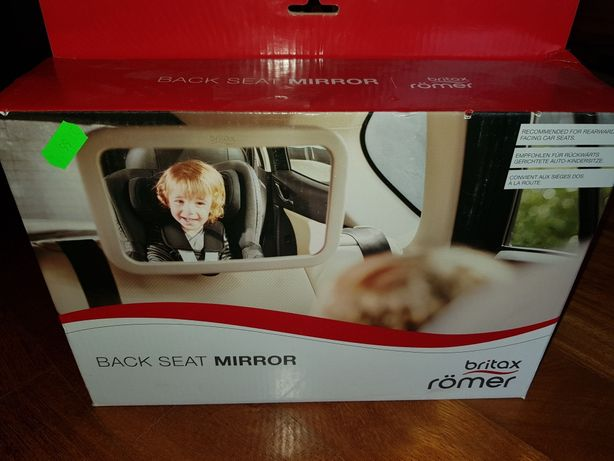 Lusterko wsteczne Britax do fotelika dziecka Back seat mirror