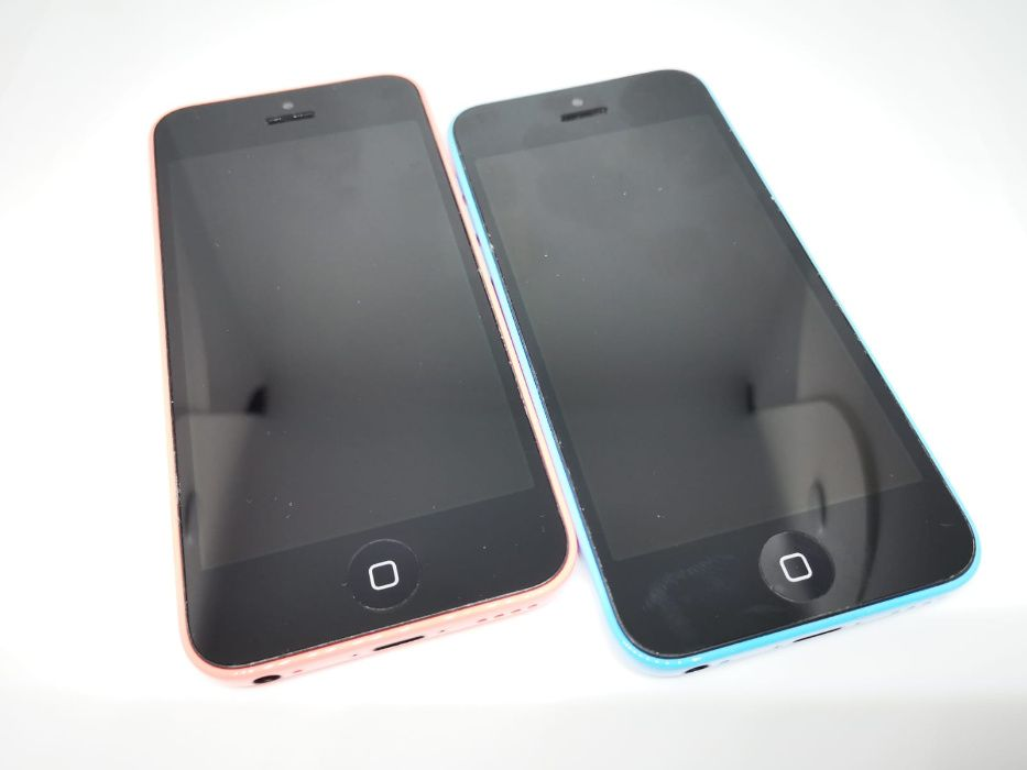 Sklep zadbany Iphone 5C 16GB / Pink gwarancja Gdańsk - image 1