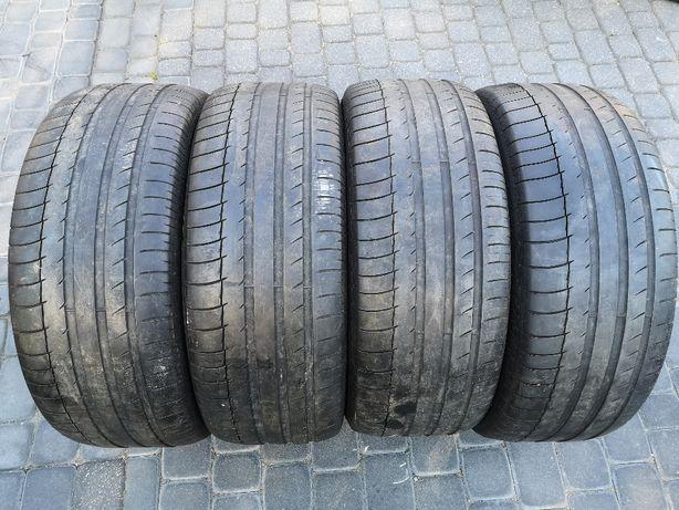 Opony Michelin Latitude Sport - 255/45/20